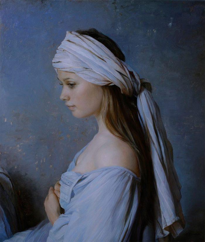 pittura-iperrealista-ritratti-femminili-serge-marshennikov-17