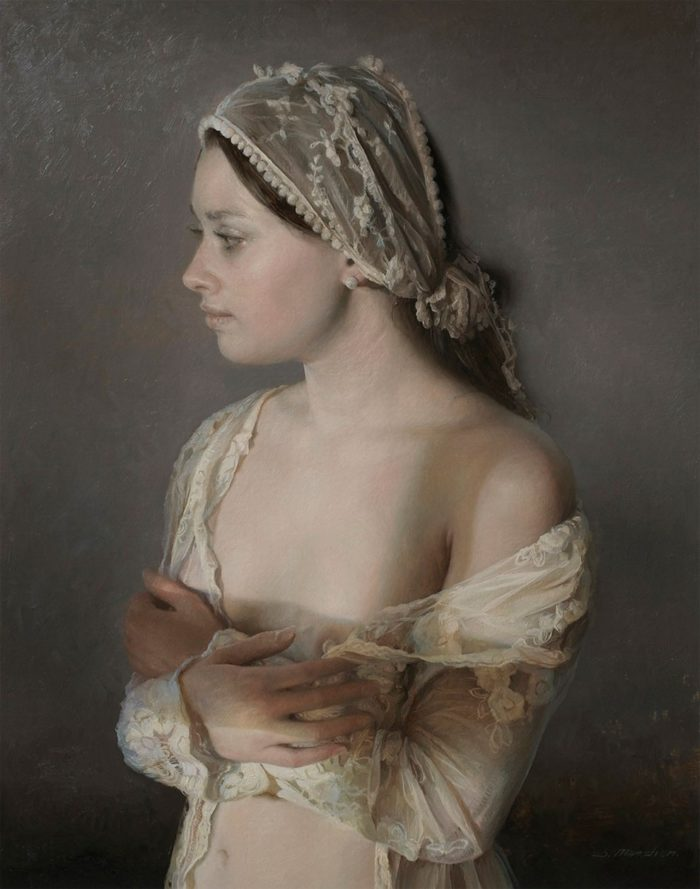 pittura-iperrealista-ritratti-femminili-serge-marshennikov-20
