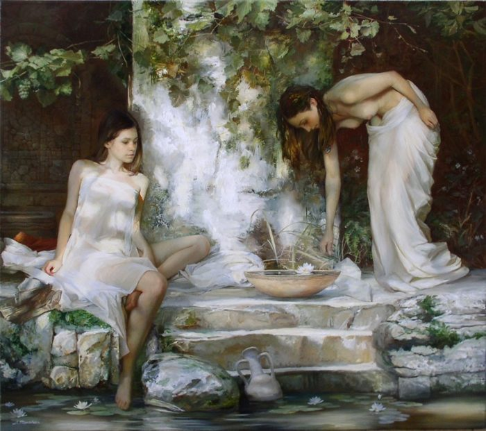 pittura-iperrealista-ritratti-femminili-serge-marshennikov-23