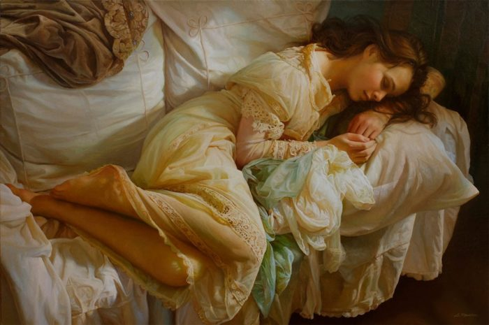 pittura-iperrealista-ritratti-femminili-serge-marshennikov-29