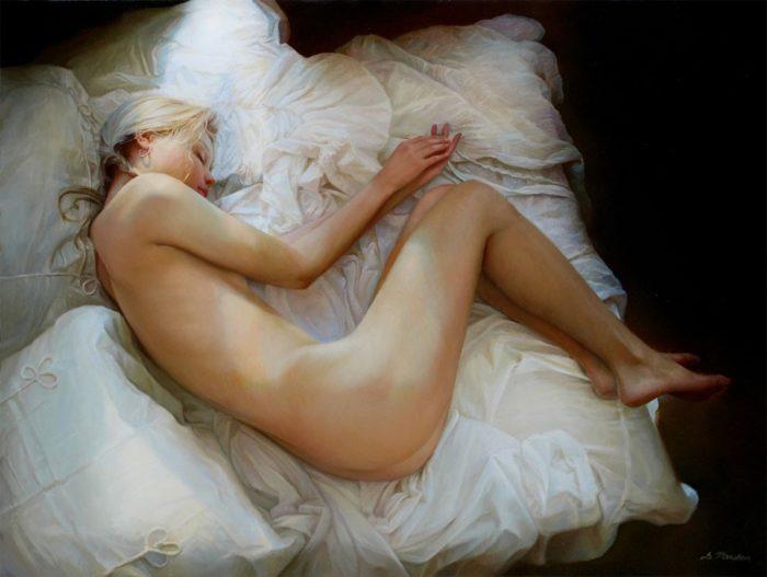 pittura-iperrealista-ritratti-femminili-serge-marshennikov-31