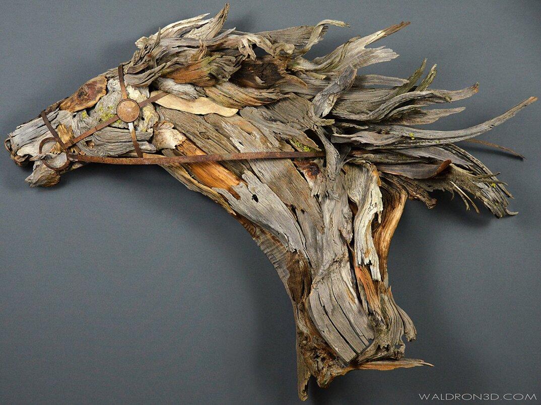 sculture-animali-legno-riciclato-metallo-scarto-jason-waldron-2