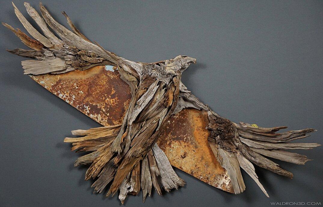sculture-animali-legno-riciclato-metallo-scarto-jason-waldron-4
