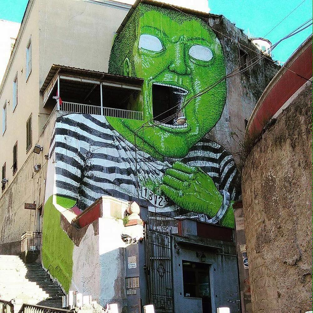 street-art-gigante-verde-napoli-detenuto-ex-carcere-blu-3
