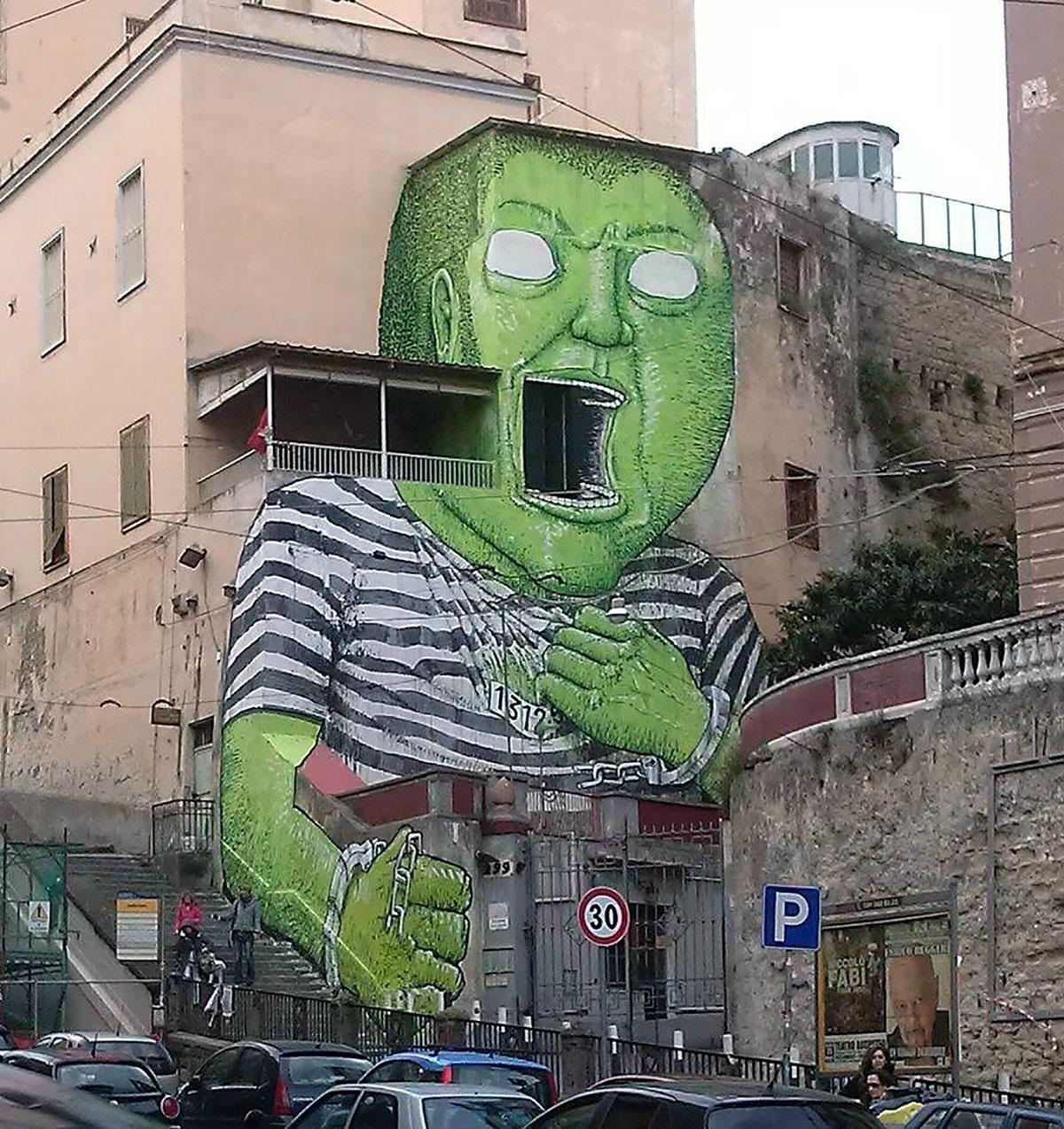 street-art-gigante-verde-napoli-detenuto-ex-carcere-blu-5