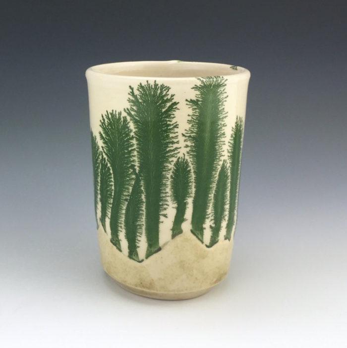 tecnica-ceramica-goccia-colore-forme-alberi-kevin-kowalski-3