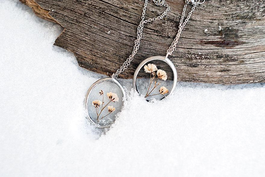 ciondoli-fiori-foglie-vetro-gioielli-korobkova-17