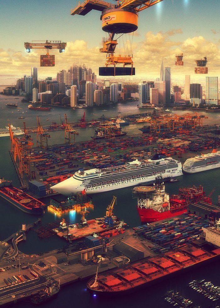 digital-art-illustrazioni-sci-fi-futuro-evgeny-kazantsev-12