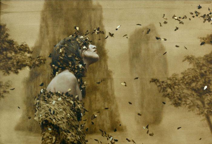 dipinti-donne-foglie-oro-brad-kunkle-12