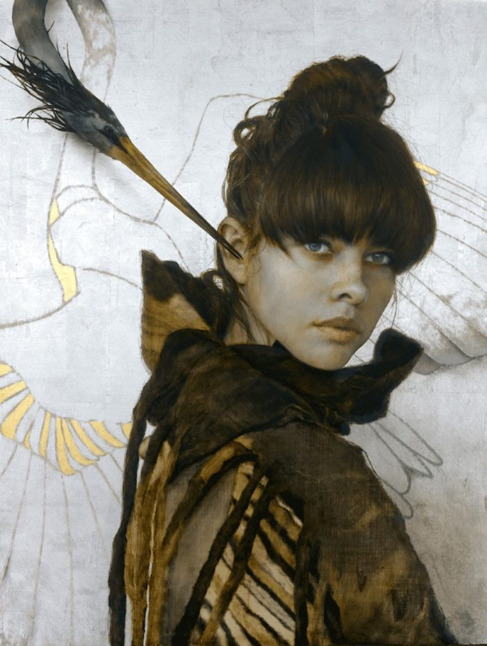 dipinti-donne-foglie-oro-brad-kunkle-15