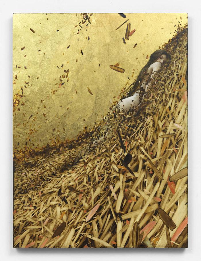 dipinti-donne-foglie-oro-brad-kunkle-16