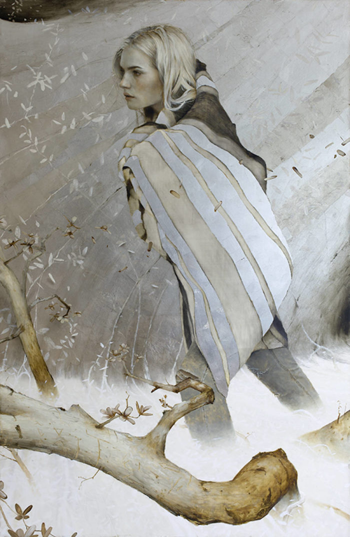 dipinti-donne-foglie-oro-brad-kunkle-18