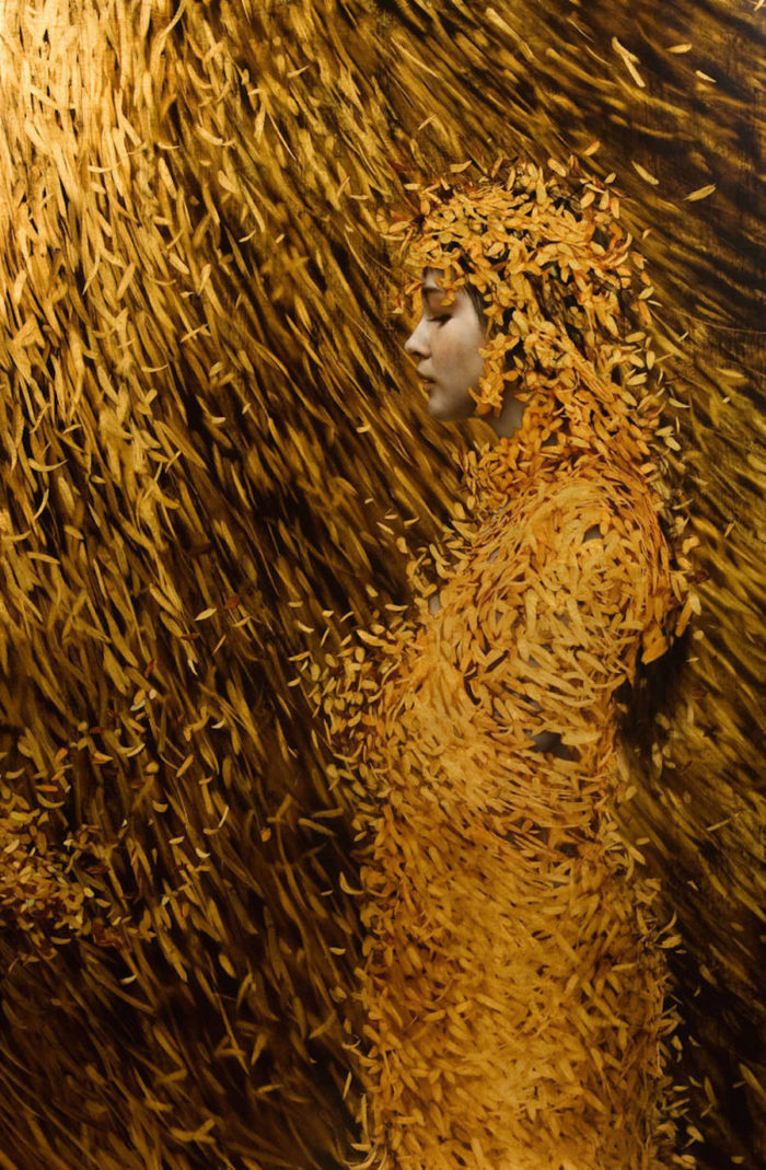 dipinti-donne-foglie-oro-brad-kunkle-20