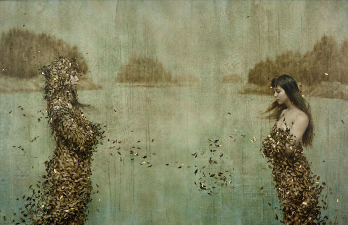 dipinti-donne-foglie-oro-brad-kunkle-24