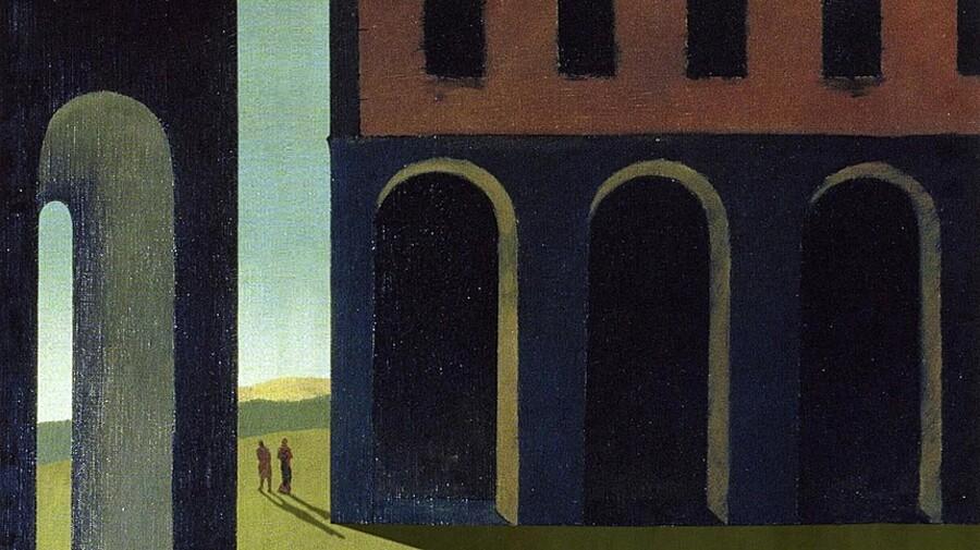 dipinti-giorgio-de-chirico-animati-julien-herman-2