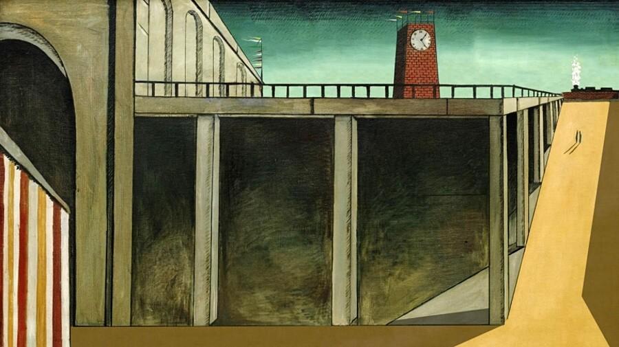 dipinti-giorgio-de-chirico-animati-julien-herman-3