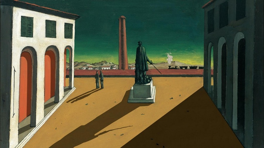 dipinti-giorgio-de-chirico-animati-julien-herman-4