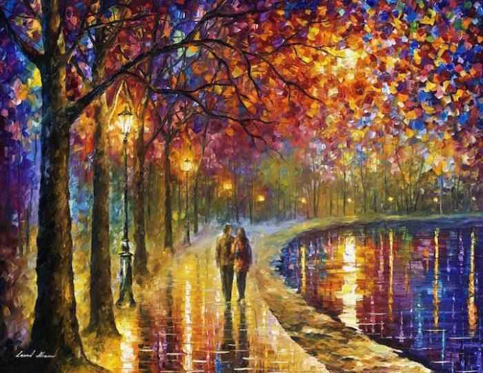 dipinti-olio-impressionismo-paesaggi-autunno-leonid-afremov-02