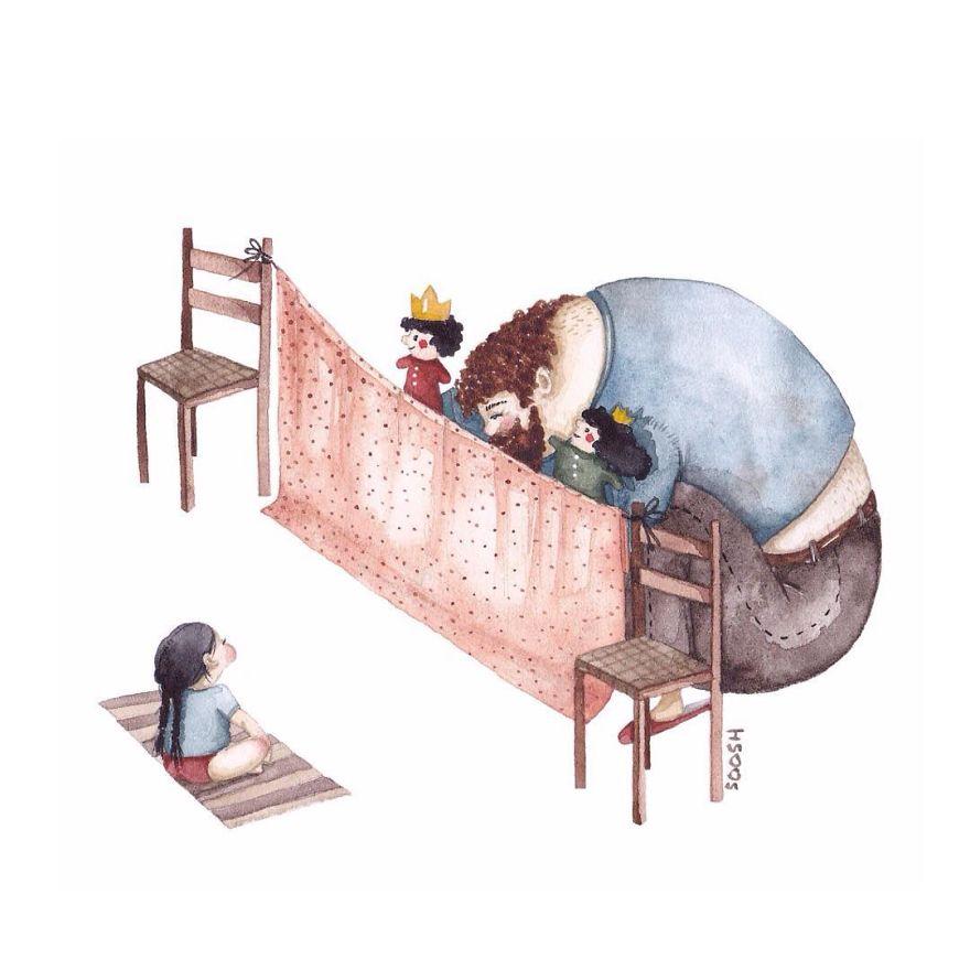 dolci-immagini-amore-tra-padre-e-figlia-piccola-bambina-04