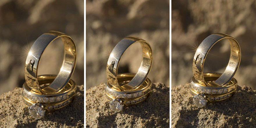 foto-matrimonio-sposi-riflessi-in-anelli-ringscapes-peter-adams-11