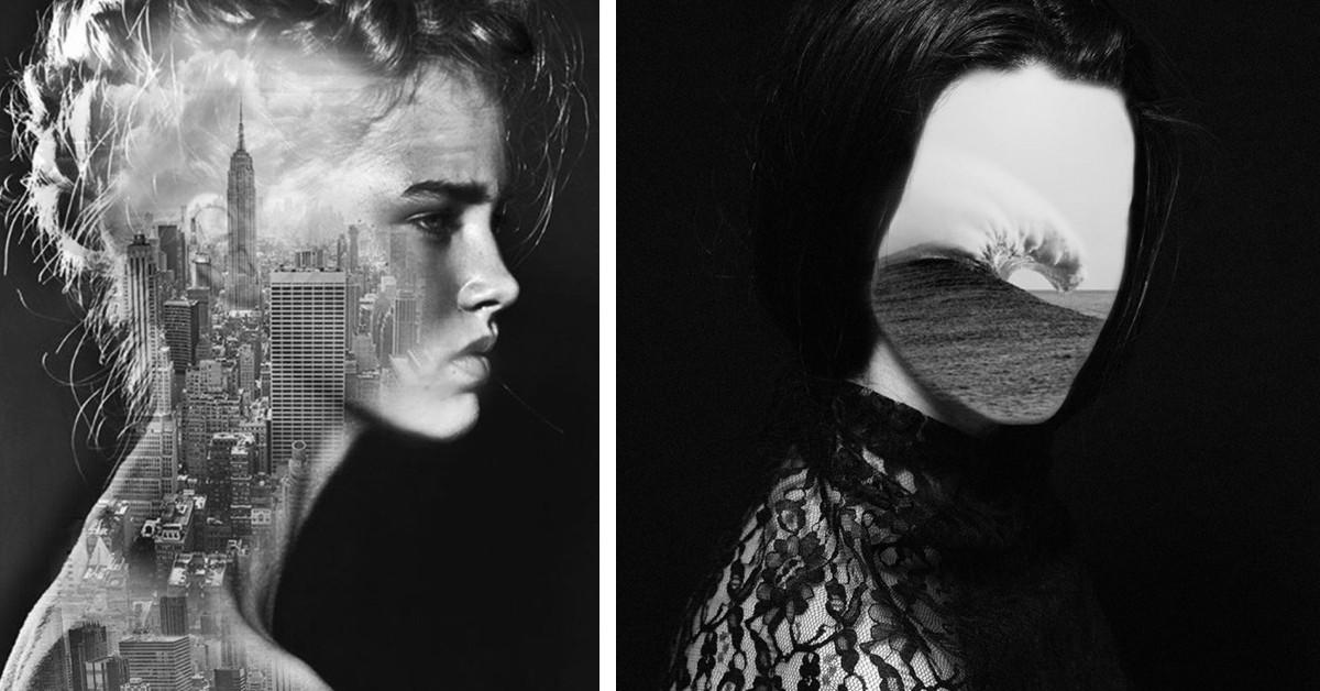 Très foto ritratti donne - KEBLOG IN39