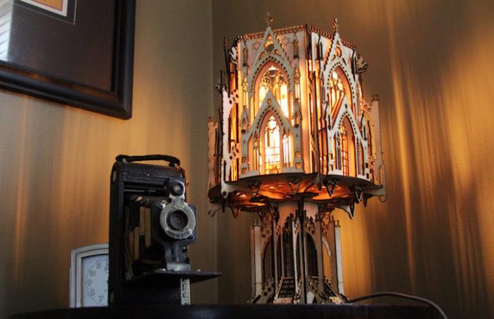 puzzle-3d-chiesa-gotica-lampada-marcus-williams-1