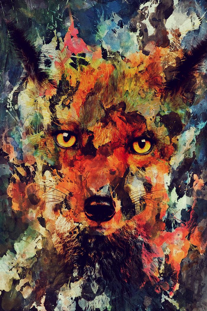ritratti-animali-acquerello-andreas-lie-3
