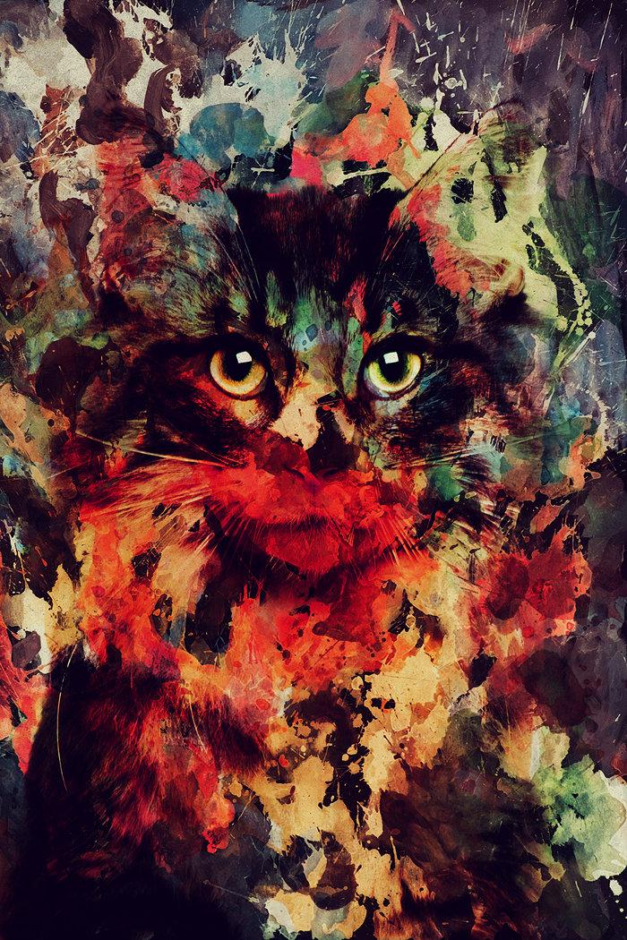 ritratti-animali-acquerello-andreas-lie-4