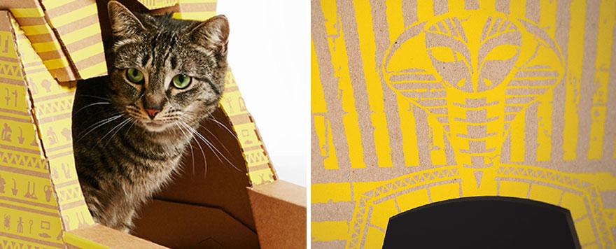 scatole-cartone-case-per-gatti-ispirate-famose-architetture-poopy-cat-01