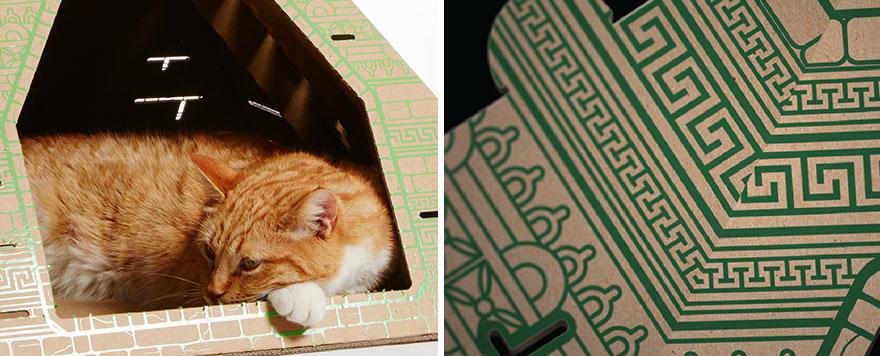 scatole-cartone-case-per-gatti-ispirate-famose-architetture-poopy-cat-03