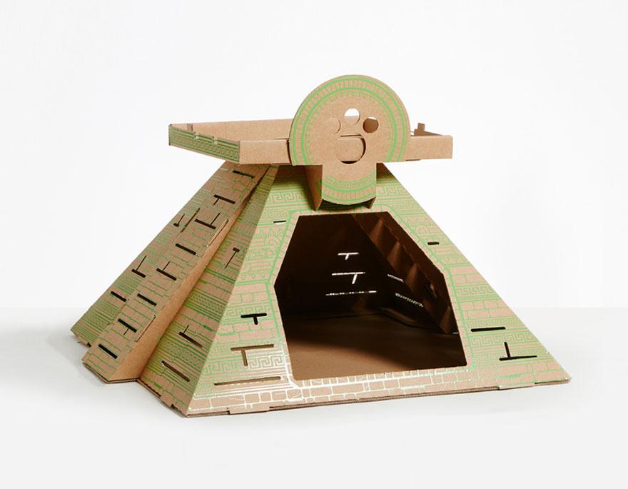 scatole-cartone-case-per-gatti-ispirate-famose-architetture-poopy-cat-10