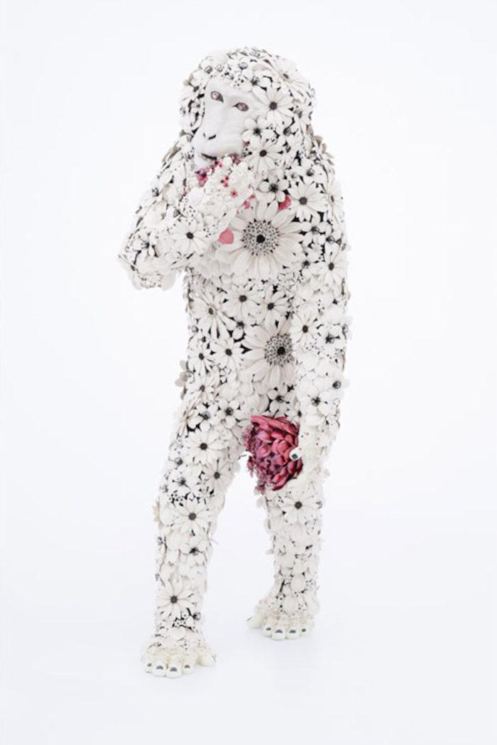 sculture-animali-fiori-metallo-rame-argento-taiichiro-yoshida-04