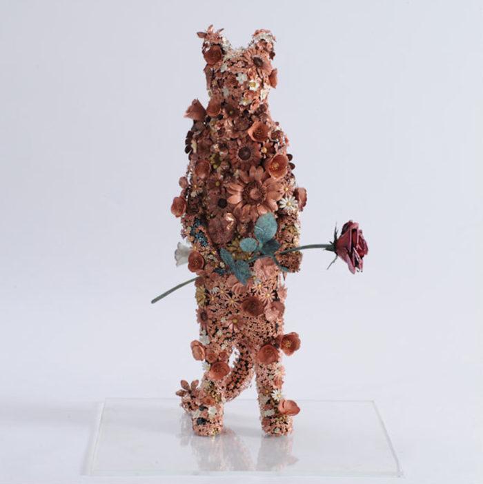 sculture-animali-fiori-metallo-rame-argento-taiichiro-yoshida-10