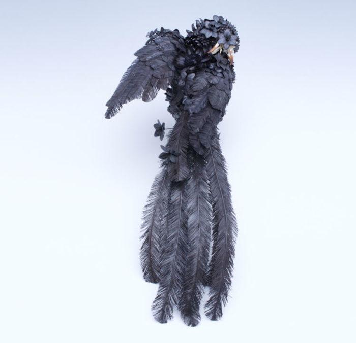 sculture-animali-fiori-metallo-rame-argento-taiichiro-yoshida-13