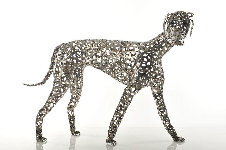 sculture-cani-grandezza-naturale-fatte-pezzi-biciclette-riciclate-unchained-nirit-levav-06