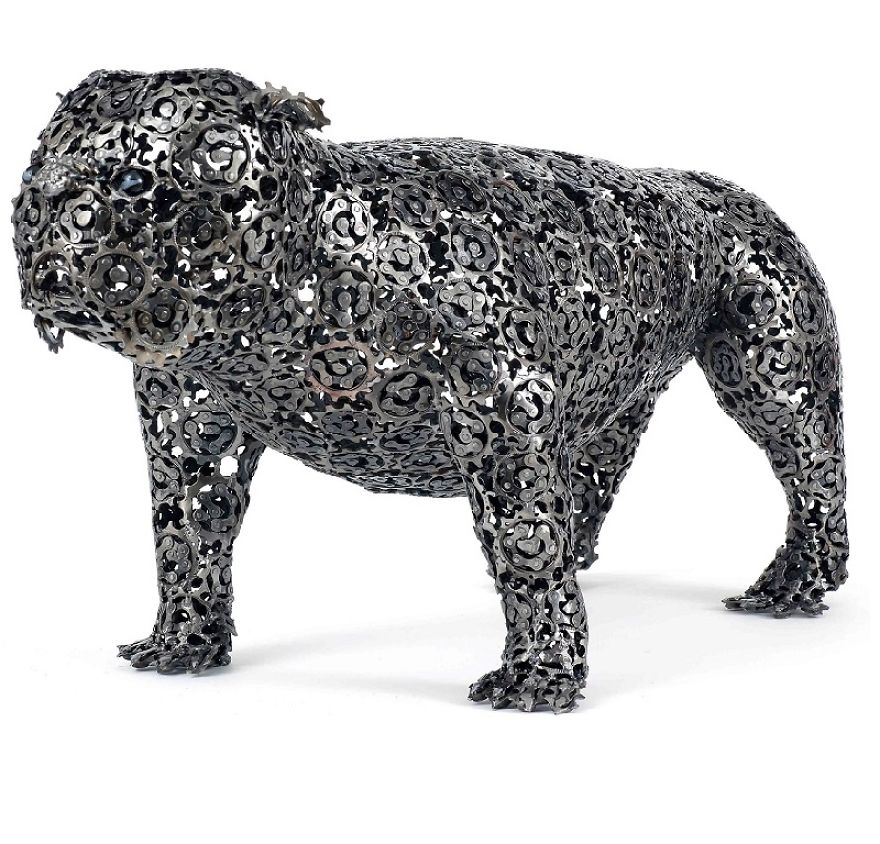 sculture-cani-grandezza-naturale-fatte-pezzi-biciclette-riciclate-unchained-nirit-levav-08