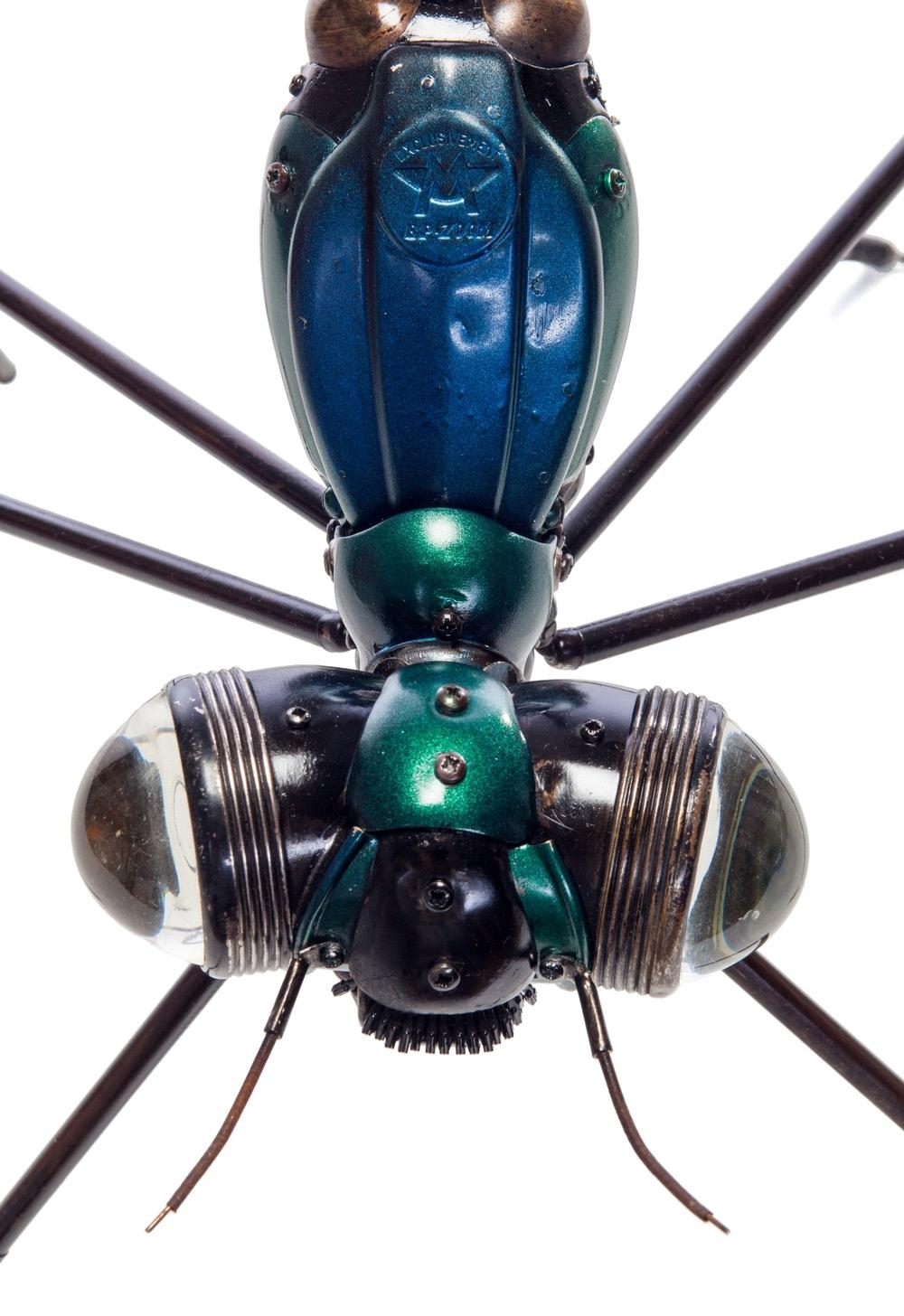 sculture-insetti-animali-parti-riciclate-bici-auto-moto-edouard-martinet-05