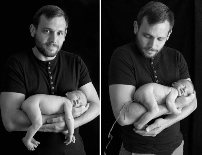 24 neonati che hanno sabotato il servizio fotografico con mamma e papà a7281c5cf523