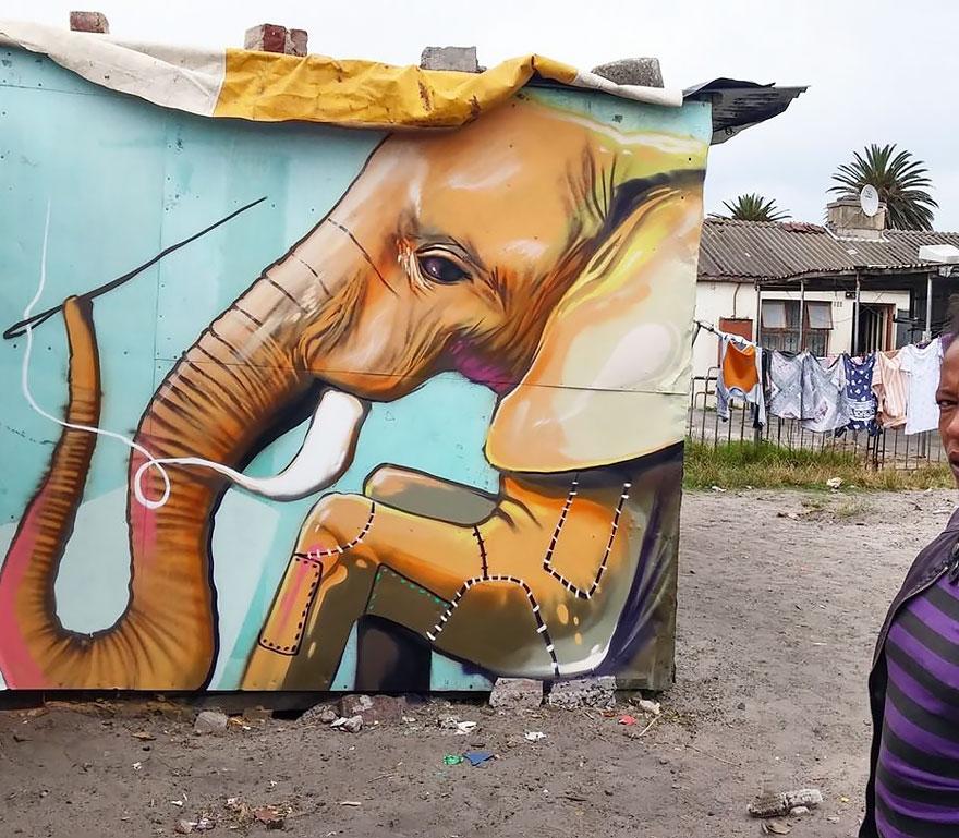 street-art-elefanti-falko-sud-africa-09