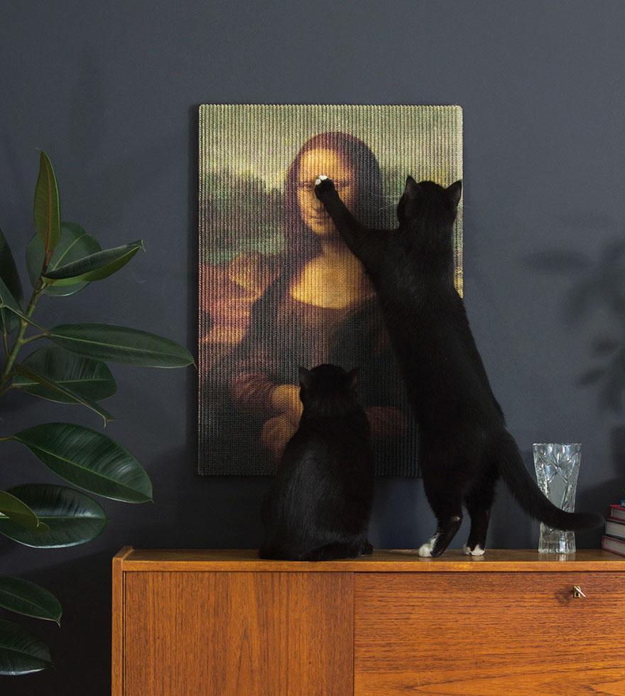 tiragraffi-gatti-dipinti-famosi-mona-lisa-erik-stehmann-4