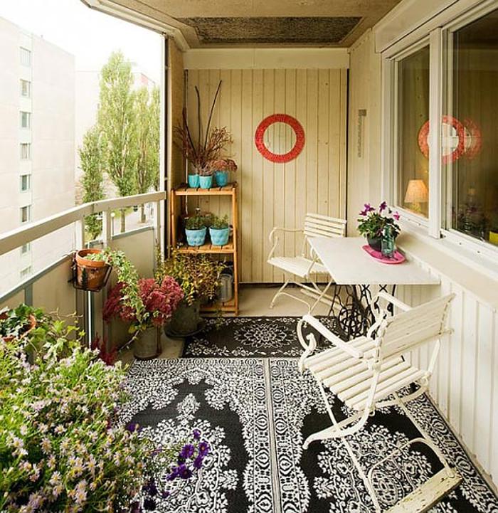 Arredare il balcone relax citta 46 keblog for Arredare il balcone