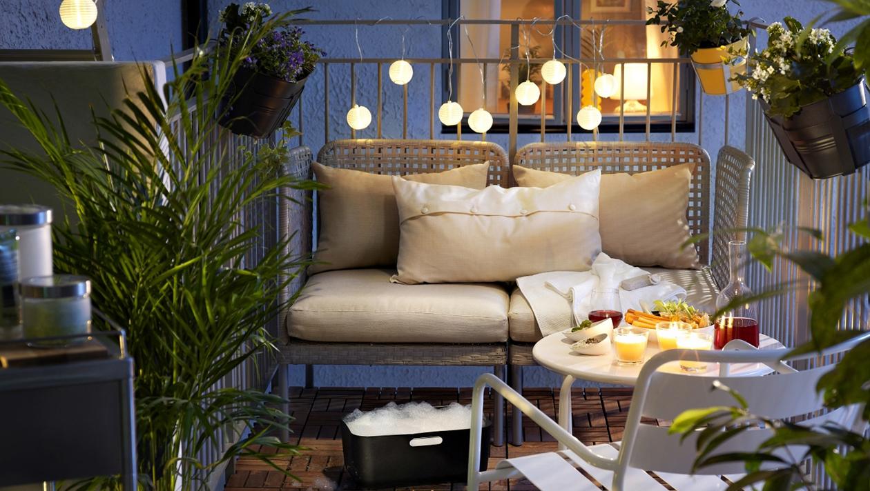 45 idee relax per arredare il tuo balcone keblog for Arredare il balcone