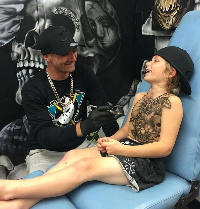 bambini-tatuaggi-aerografati-benjamin-lloyd-nuova-zelanda-6