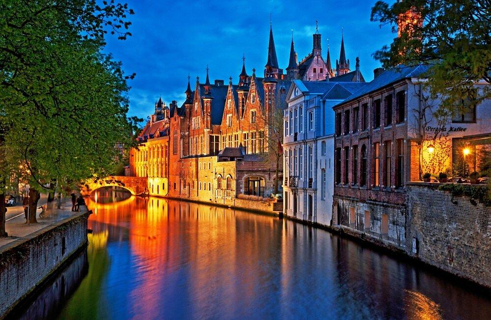 Città Europee Da Visitare Bruges Belgio