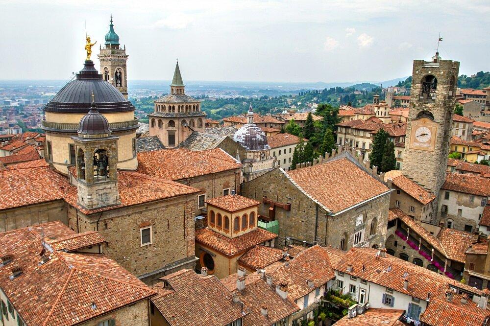 Città Europee Da Visitare Bergamo Italia