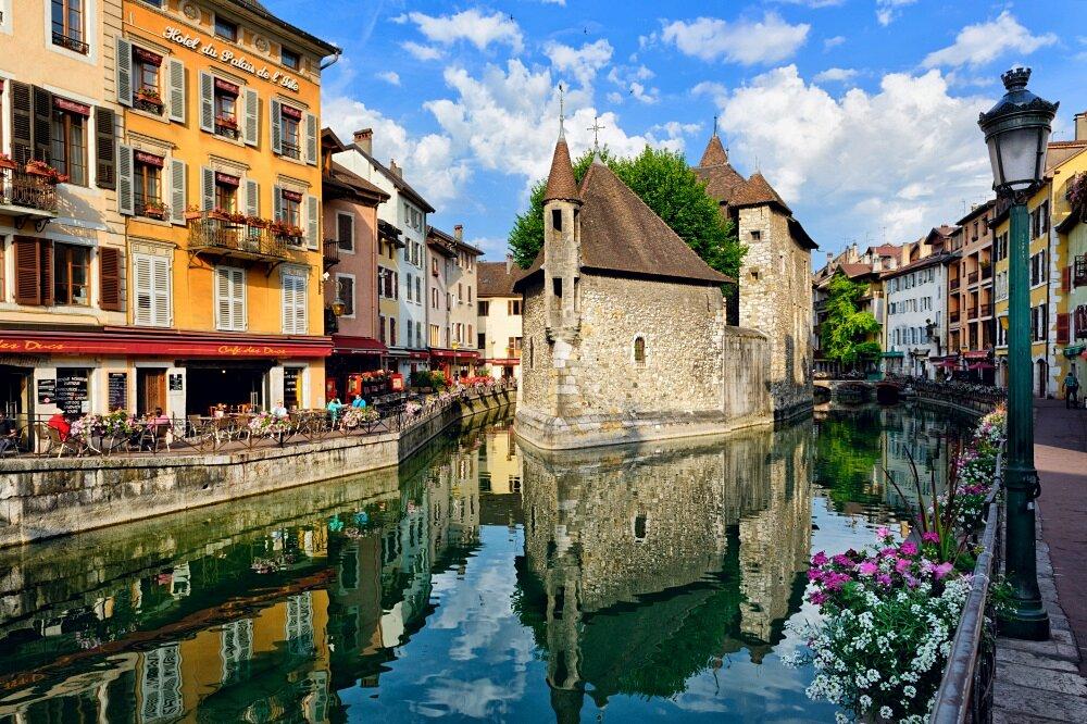 Città Europee Da Visitare Annecy Francia