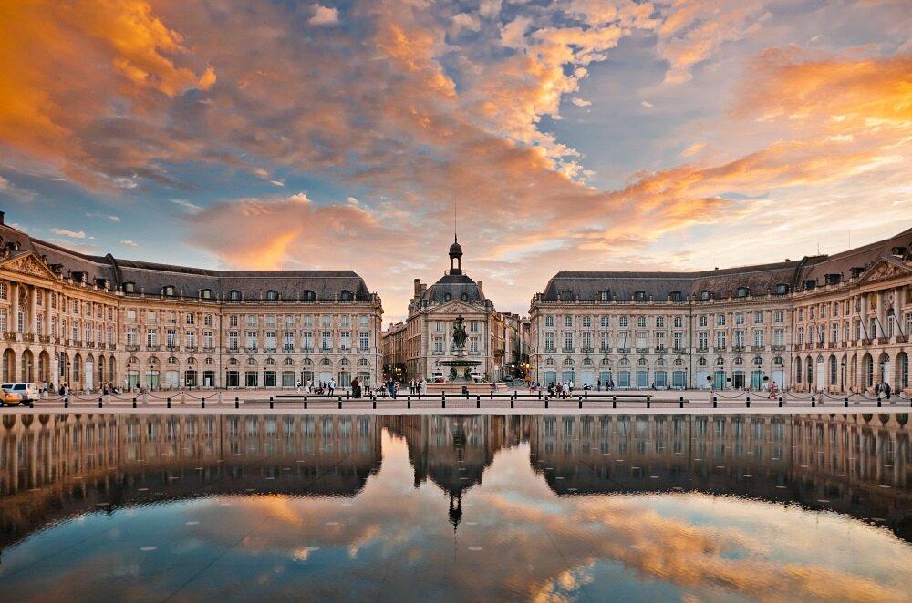Città Europee Da Visitare Bordeaux Francia
