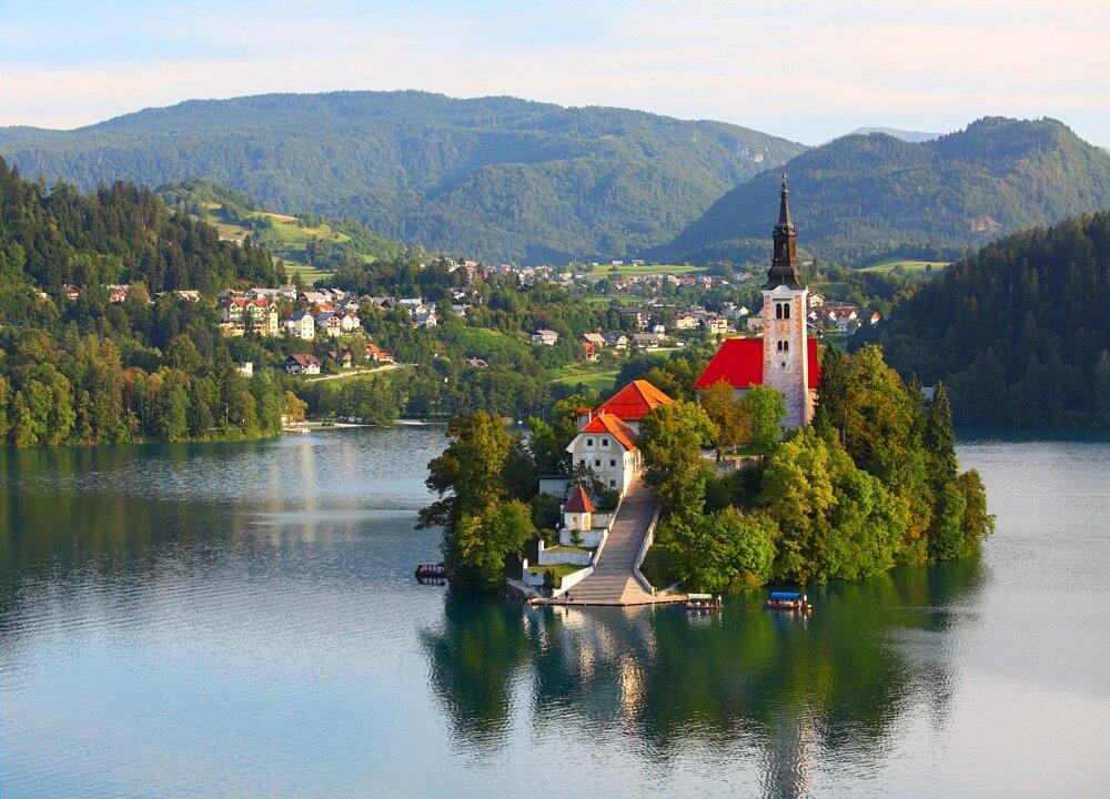 Città Europee Da Visitare Bled Slovenia