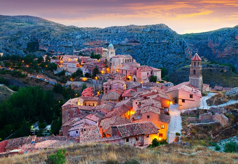 Città Europee Da Visitare Albarracín Spagna