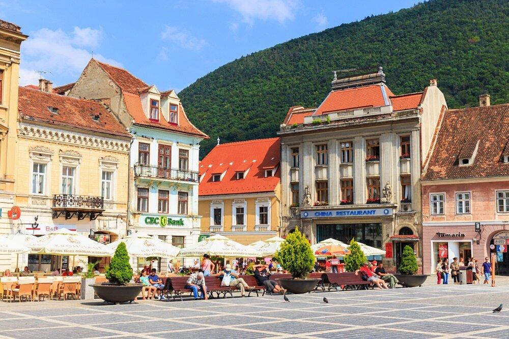 Città Europee Da Visitare Brasov Romania